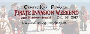 Cedar Key Pirate Invasion Weekend @ Cedar Key City Park | Cedar Key | Florida | United States