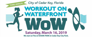 Workout on the Waterfront @ Cedar Key City Park | Cedar Key | Florida | United States