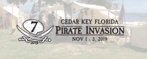 Cedar Key Pirate Invasion Weekend @ Cedar Key City Park | Cedar Key | Florida | United States