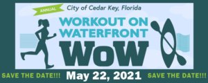 2021 Workout on the Waterfront @ Cedar Key City Park | Cedar Key | Florida | United States