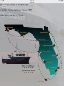 R/V W.T. Hogarth  Florida 2018 Ports Tour