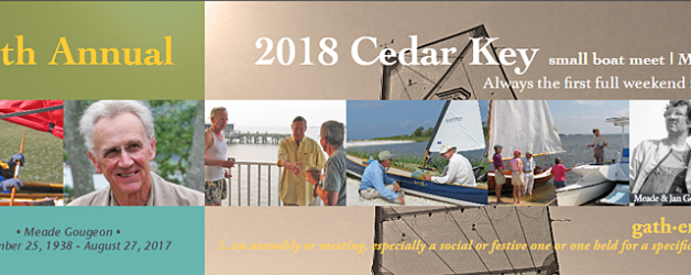 2018 Cedar Key Small Boat Meet