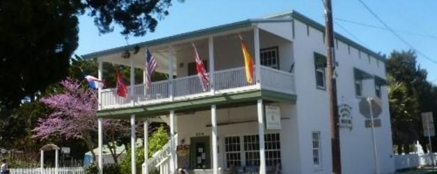 Cedar Key Historical Society has the Key to Open Doors to the Past