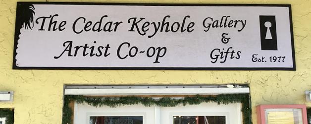 Cedar Keyhole Artist Co-Op