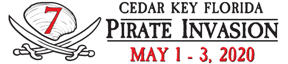 Cedar Key Pirate Invasion 2020