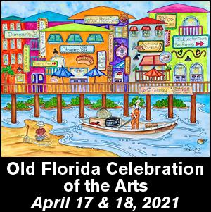 Cedar Key Arts Festival 2021