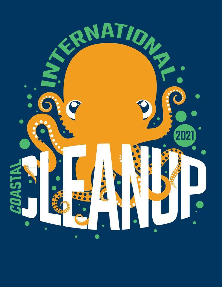 International Coastal Cleanup!