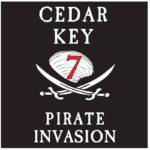Cedar Key Pirate Invasion Logo