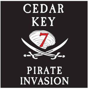 7th Cedar Key Pirate Invasion @ City Park | Cedar Key | Florida | United States