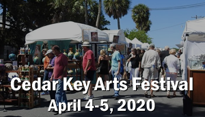 Cedar Key Arts Fest 2020