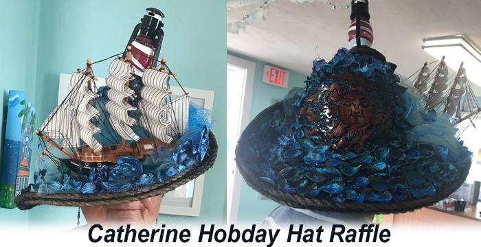 Catherine Hobday Hat Raffle