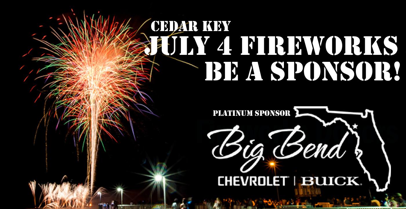 July 4 Be A Sponsor