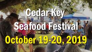 Cedar Key 2019 Seafood Festival