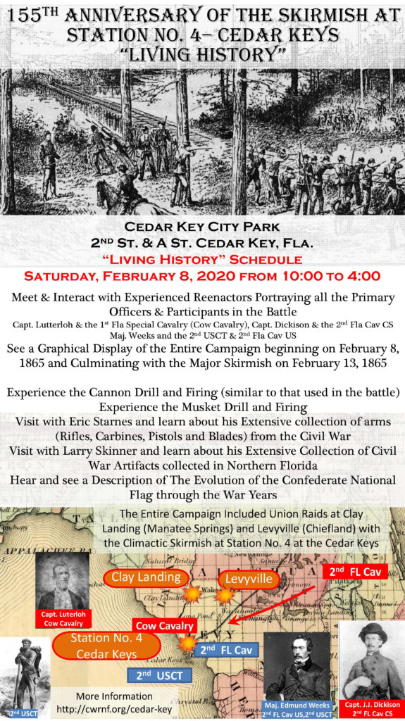 Cedar Keys Living History @ cedar key city park | Cedar Key | Florida | United States