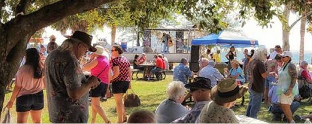 51st Annual Cedar Key Seafood Festival