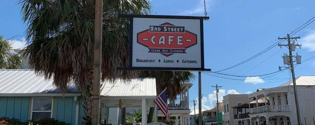 2nd Street Cafe – Cedar Key, FL