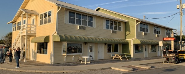 The Dockside Motel